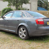 Audi A4 Quattro, 2.5 TDI Diesel, an 2004