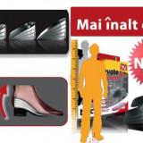 B-Tall- Inaltator din silicon pentru pantofi,Mai inalt cu 5 cm