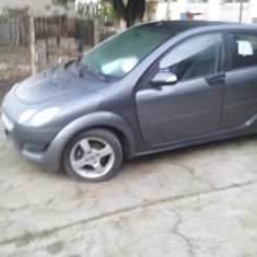 Smart forfour, An Fabricatie: 2005, Benzina, 137 km, 1333 cmc