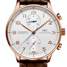 VAND Ceas IWC Portuguese Chronograph AUR GALBEN - Ceas barbatesc