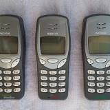 TELEFOANE NOKIA 3210, LOT 3 BUCATI .ADUSE DIN SPANIA, NECESITA DECODARE . - Telefon Nokia, Nu se aplica, Fara procesor