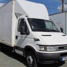 Iveco Daily 35c12, 2.3 HPI Diesel, an 2005 - Utilitare auto