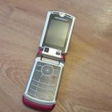 Motorola V3X, roz - 99 lei - Telefon Motorola, Nu se aplica, Neblocat, Fara procesor