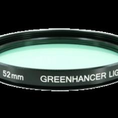 52mm GreenHancer Light - Filtru video