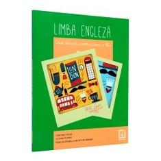 Limba engleza. Caiet de lucru clasa a 8-a - Culegere Matematica