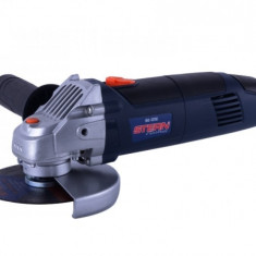 Polizor unghiular flex Stern AG125E, 650W, 125mm