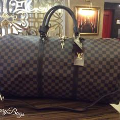 Louis Vuitton Keepball Bandouliere 60 * Collection 2016 * LuxuryBags * - Geanta Dama Louis Vuitton, Culoare: Din imagine, Marime: Masura unica, Piele