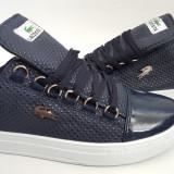 Adidasi Lacoste Barbati Fashion bleumarin - Adidasi barbati Lacoste, Marime: 40, 41, 42, 43, 44, Culoare: Din imagine