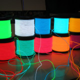 Fir electroluminescent neon flexibil EL Wire 2, 3 mm