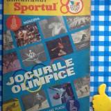 Almanahul Sportul 1980