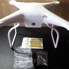 Dji Phantom 1 Accessory Enclosure Body Case Cover Fuselage Shell - Drona